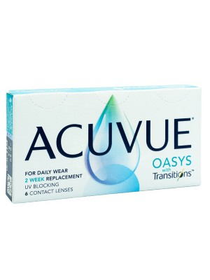 Acuvue Oasys with Transitions 6 tk + kingitus