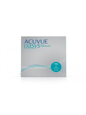 Acuvue Oasys 1-day with HydraLuxe™ 90 tk