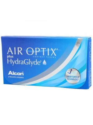 AirOptix plus HydraGlyde 6 tk