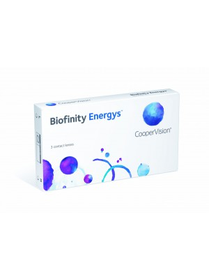 Biofinity Energys 1 tk