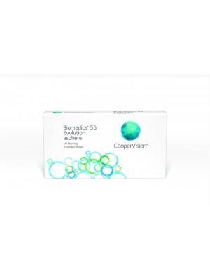 Biomedics 55 Evolution 6
