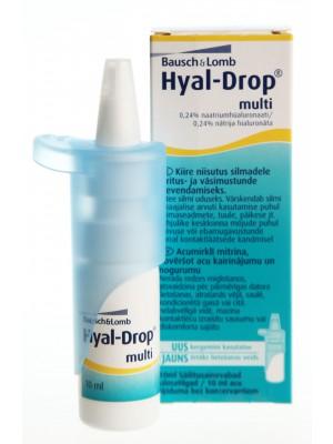 Hyal-Drop multi 10 ml 1120 €/l