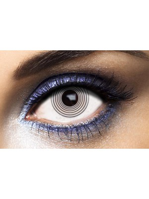 Fashion Lentilles White Hypnotic 2 tk