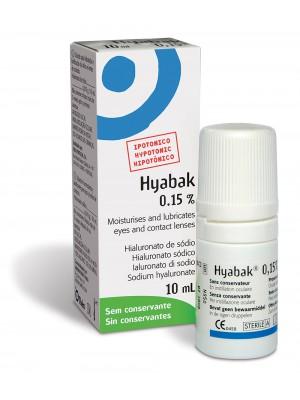Hyabak 10ml