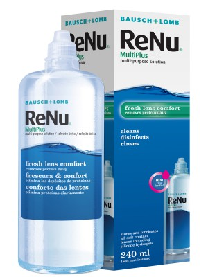 ReNu Multiplus 240 ml + konteiner 31,5 €/l