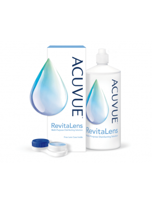 ACUVUE RevitaLens® 360 ml + konteiner
