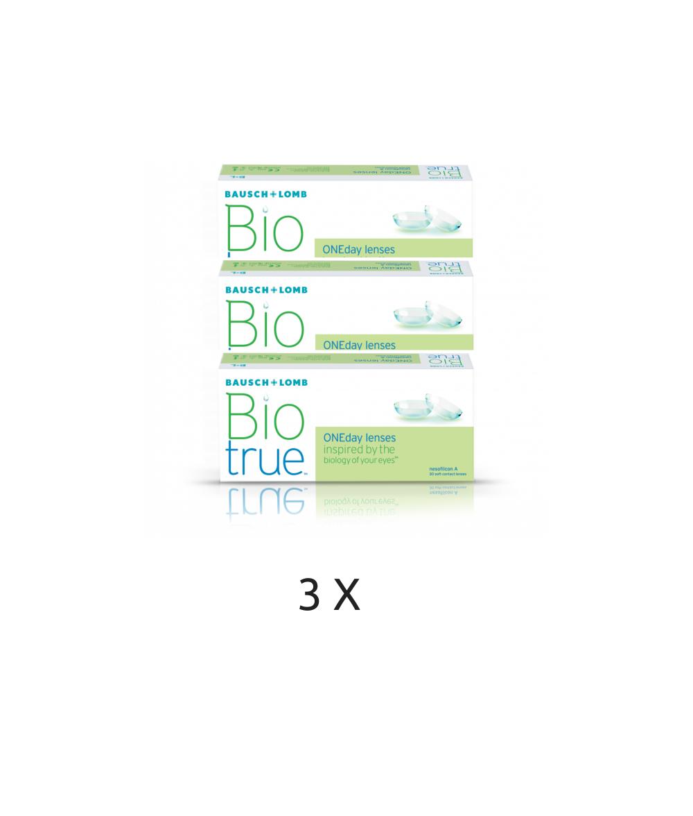 Biotrue ONEDay 90 tk
