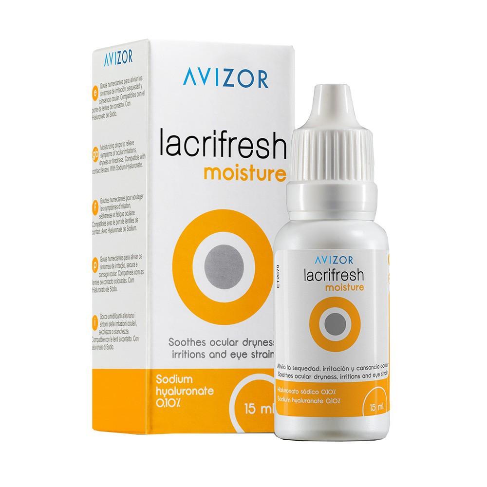 Avizor Lacrifresh Moisture Drops