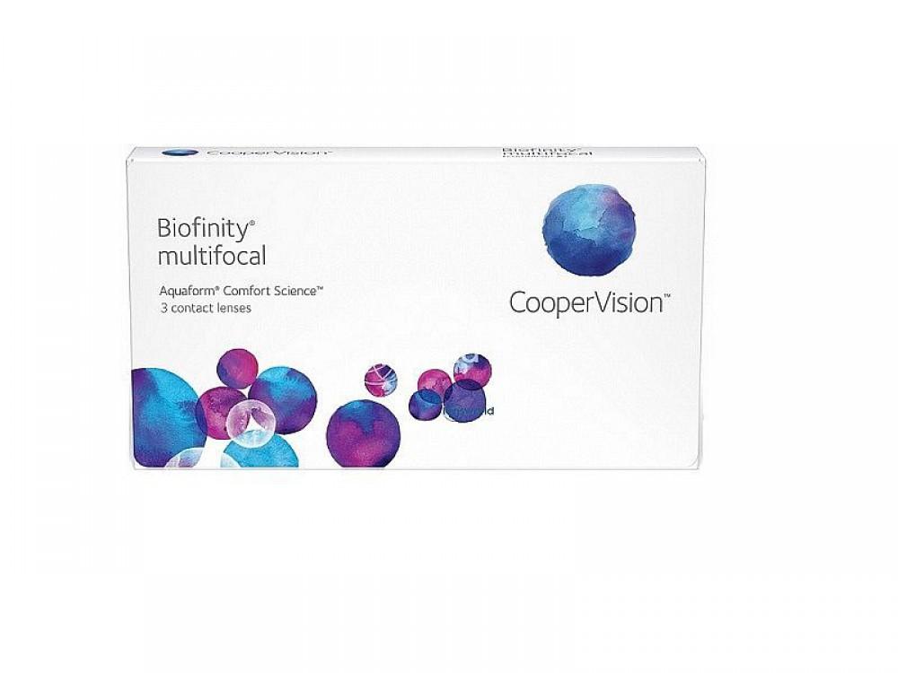 Biofinity Multifocal 3 tk