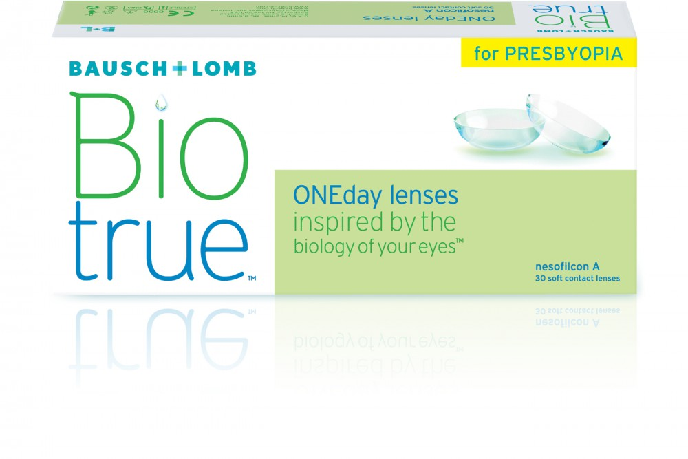 Biotrue ONEDay for Presbyopia 30 tk