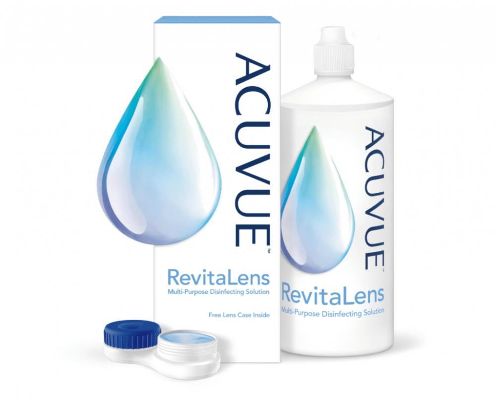 ACUVUE RevitaLens® 60 ml + konteiner