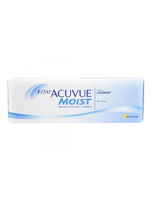 1-day Acuvue Moist 30 tk