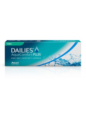 Dailies AquaComfort Plus Toric 30 tk
