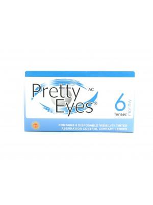 Pretty Eyes AC Monthly Clear 3 tk