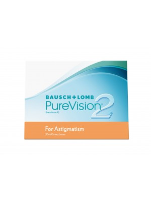 Purevision 2HD for Astigmatism 6 tk + ReNu MultiPlus 60 ml TASUTA